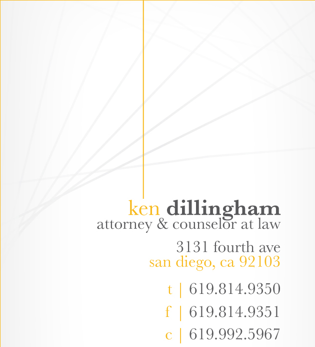 Ken Dillingham Attorney and Counselor at Law